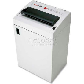 HSM® HSM1276 Professional 386.2 Strip Cut Shredder, 23.62 FPM, Light Gray