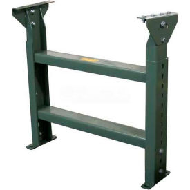 """Hytrol® Stationary Floor Support MS-3-40 - 40""""W - Max. Leg 15-5/8""""H"""