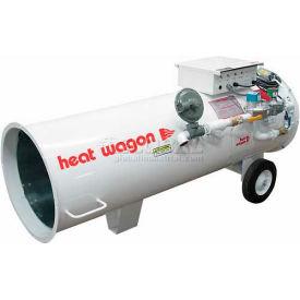 Heat Wagon Direct Fired Dual Fuel Heater 950H 950K BTU by