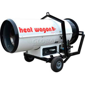 Click here to buy Heat Wagon Ductable Dual Fuel Heater DG400 400K BTU.