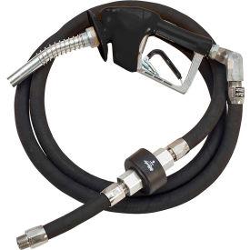 Husky XS LightDuty Pressure Activated Diesel Nozzle w/Waffle Splash Guard - 10417-04