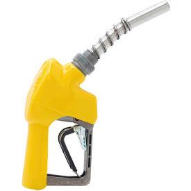 Husky X Unleaded Nozzle w/3-Notch Hold Open Clip & Full Grip Guard - 159404N-05