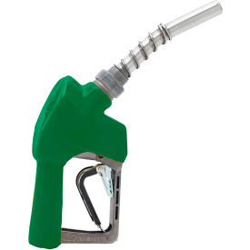 Husky XS Light Duty Press Active Diesel Nozzle w/3-Notch Hold Open Clip & Full Grip Guard-159503-03