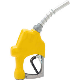 Husky 1A Unleaded Nozzle w/3-Notch Hold Open Clip, Full Grip & Metal Hand Guard - 696104N-05