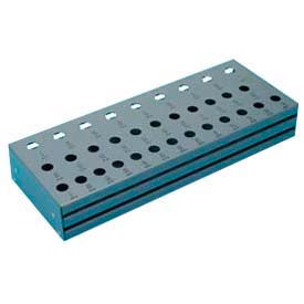 Huot Drill Rack - Silver Deming - Min Qty 3