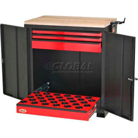 Huot® 77280 Workstation for HSK100A Taper Toolholders