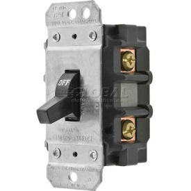 Short Toggle Switch 30 AMP 600V