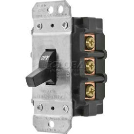 Toggle Switch 30 AMP 600V 3 Phase