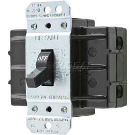 Motor Controls Disconnect Switches Standard Toggle Switch 60 Amp