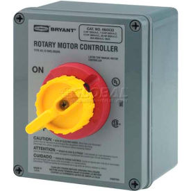 Motor Controls Disconnect Switches Nema 4x Rotary