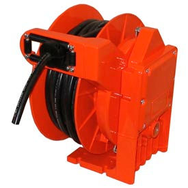 Hubbell A-444D Commercial / Industrial Cable Reel - 12/4C x 40', Cast Aluminum, Cord Included