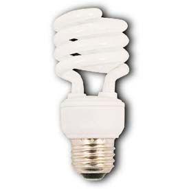 Howard Lighting Self-Ballasted Compact, Mini Spiral, 2700k, 900 Lumens, 13w, 120v Bulb - Pkg Qty 48