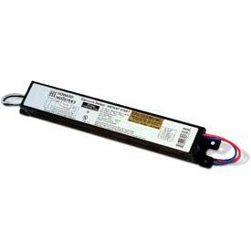 Howard Lighting, Elec Ballast, 2 Lamps, 32W, 120V, Instant Start, Micro Case, High Effi