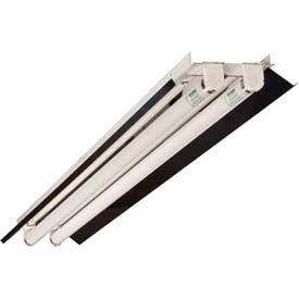 """Howard Lighting Retrofit Strip, FSR8, 8'L x 5""""W, F32T8, 120-277V, 4 Lamps, Low Ballast"""
