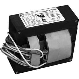 Howard Lighting Ballast Dry Cap Kit, 400W, 60 HZ, S51, 5-TAP  S-400-5T-CWA-K