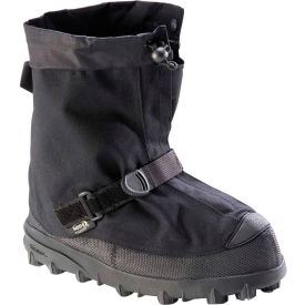 NEOS® Voyager™ VNS1-BLK-2XL, STABILicers Mid Nylon, Black, Overshoes, 2XL, 1 Pair