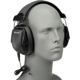 Howard Leight™ 1030110 Sync Stereo Earmuff with Audio Input Jack, NRR 25