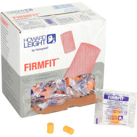 Howard Leight FF-1 FirmFit® Ear Plugs, Disposable, NRR 30, Uncorded, 200 Pairs/Box