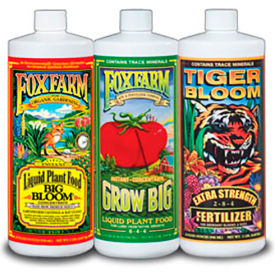 Hydroponic Plant Nutrients & Additives