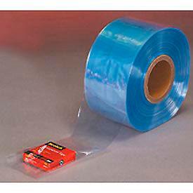 """PVC Shrink Tubing 34""""W x 1,500'L 100 Gauge Clear"""