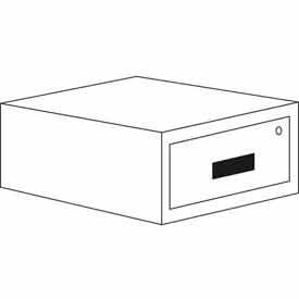 """QS Dimension-4 6"""" Drawer Assembly W/Lock"""