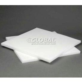 """White Foam Pad, 24""""W X 24""""L X 1""""D - Pkg Qty 12"""