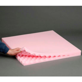 "Anti-Stat Convoluted Foam Set, 24""W X 24""L X 2""D - 6 - Pkg Qty 6"