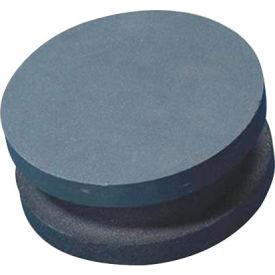 "Grier Abrasives Stone Floor Rub, 4"" x 1-5/8"" -  Shank, 100/220, Black - Pkg Qty 10"