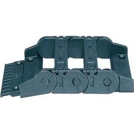 IGUS 2070-12PZB+ Energy Chain Mounting Bracket Set , Medium, 3.66 In / 93mm Outside Width