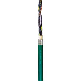 IGUS CF6-10-07 17/7 PVC Control Cable, Continuous Flex Control, Shielded, Oil/Flame Resistant