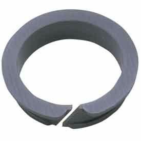 "IGUS MCI-06-02 3/8"" ID Double Flanged Sheet Metal Clip Bearing M250 for .072/.135 Sheet Metal"