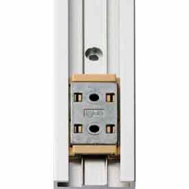 IGUS NS-01-40-500 500mm DryLin N 40mm Miniature Guide Rail
