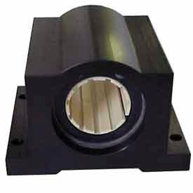 "IGUS RJZI-11-04 1/4"" DryLin R Bearing Block with Polymer Liner"