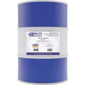 Milesyn Synthetic Blend Motor Oil, 5W-30, ILSAC GF-5, API SN, 55 Gallon