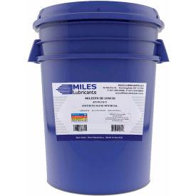Milesyn Synthetic Blend Motor Oil, 10W-30, ILSAC GF-5, API SN, 5 Gallon