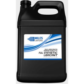 Miles Mil-Gear S ISO 320, Advanced Technology Synthetic Industrial Gear Oil, 1 Gallon Bottle