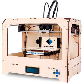 FLASHFORGE Creator 3D Printer, Dual Extrusion