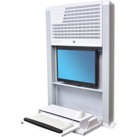 Medical Computer Workstations Wall Mount Computer