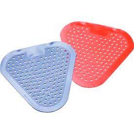 Impact® Super Deluxe Deodorizing Urinal Screen - Red Cherry, 50/Case, 1471 - Pkg Qty 50