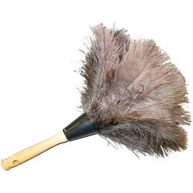 """Impact® Ostrich Feather Duster - 14"""" , 4601 - Pkg Qty 12"""