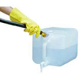 Impact® E-Z Fill® Container - 5 Gallon W/ Faucet, 7576 - Pkg Qty 6
