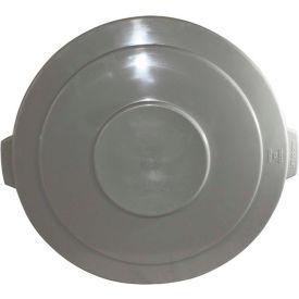 Impact® Gator® Lid - 20 Gallon, Gray, 7721-3 - Pkg Qty 12