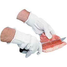 Impact® Glove Stainless Steel Mesh, Small, 8895s - Pkg Qty 4