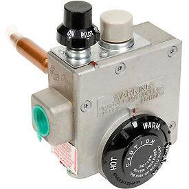 "Water Heating Control - 45K Capacity, 1/2"" Inlet Pipe, 4.0"" W.C NAT. Gas Reg."