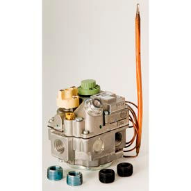 "Gas Valve - Snap-Throttle, 36"" Capillary, 160,000 Capacity"
