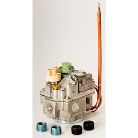 "Gas Valve - Snap-Throttle, 36"" Capillary, 100,000 Capacity"