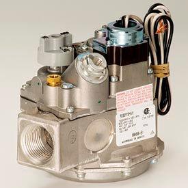 """Gas Valve - 1"""" Inlet, Straight-Thru FPT, 3.5"""" W.C"""
