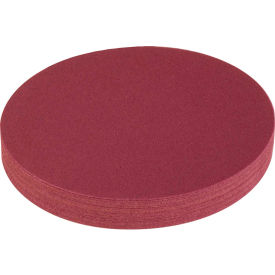 "Superior Abrasives 11451 Coated PSA Disc Stick on 5"" Aluminum Oxide Very Fine - Pkg Qty 50"
