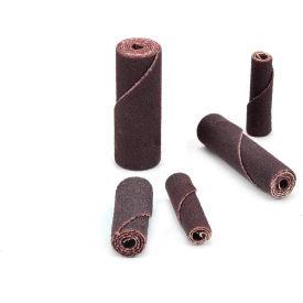 Superior Abrasives 11874 Cartridge Roll 3/8 x 1 x 1/8 Aluminum Oxide Medium - Pkg Qty 100