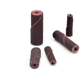 Superior Abrasives 11887 Cartridge Roll 1/2 x 1.5 x 1/8 Aluminum Oxide Extra Coarse - Pkg Qty 100